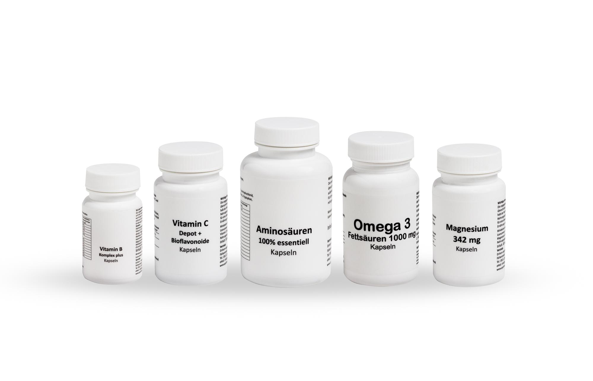 Vitalstoffmischung - neue Formel