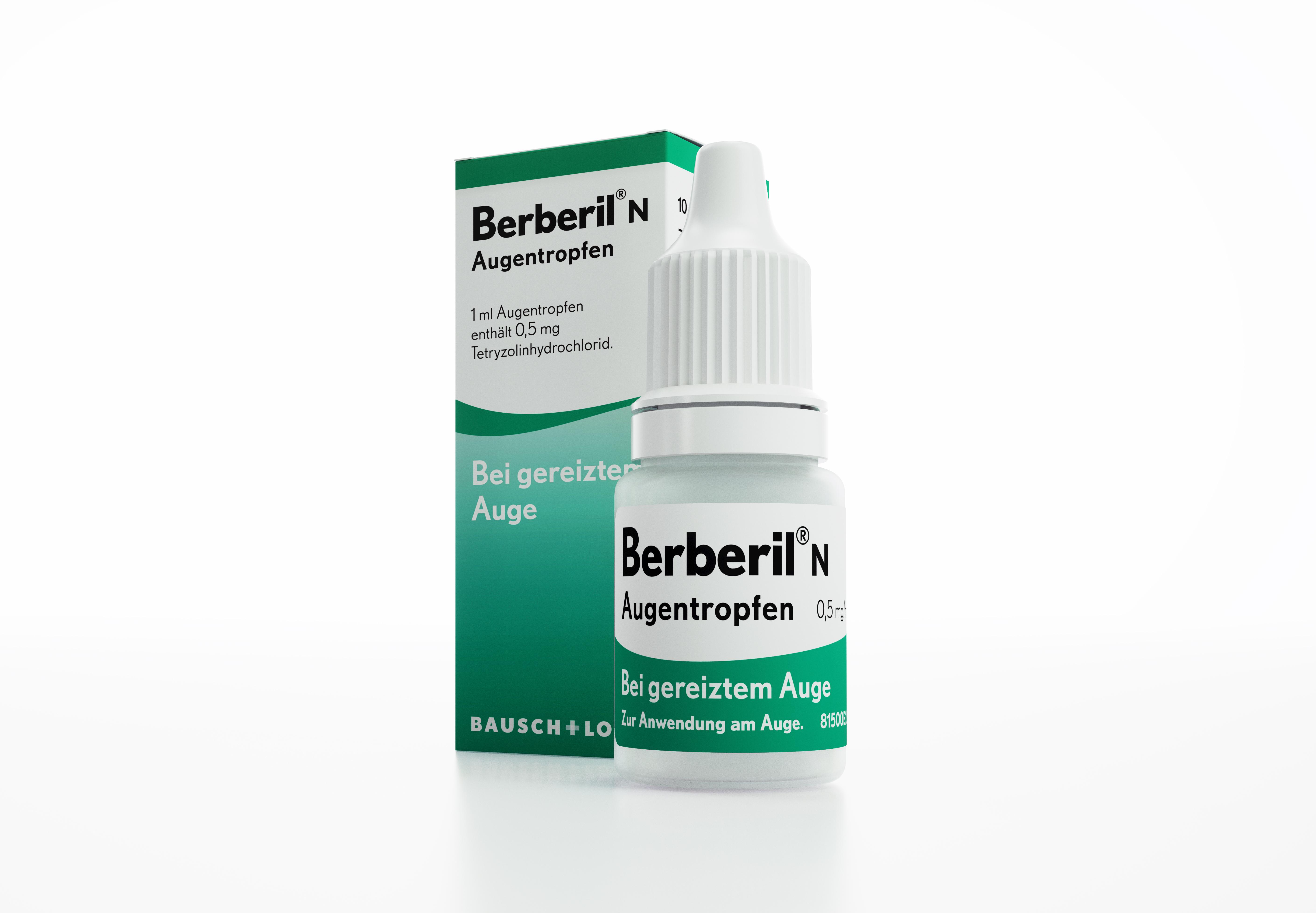 BERBERIL N Augentropfen