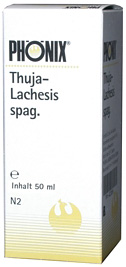 PHÖNIX THUJA lachesis spag. Tropfen