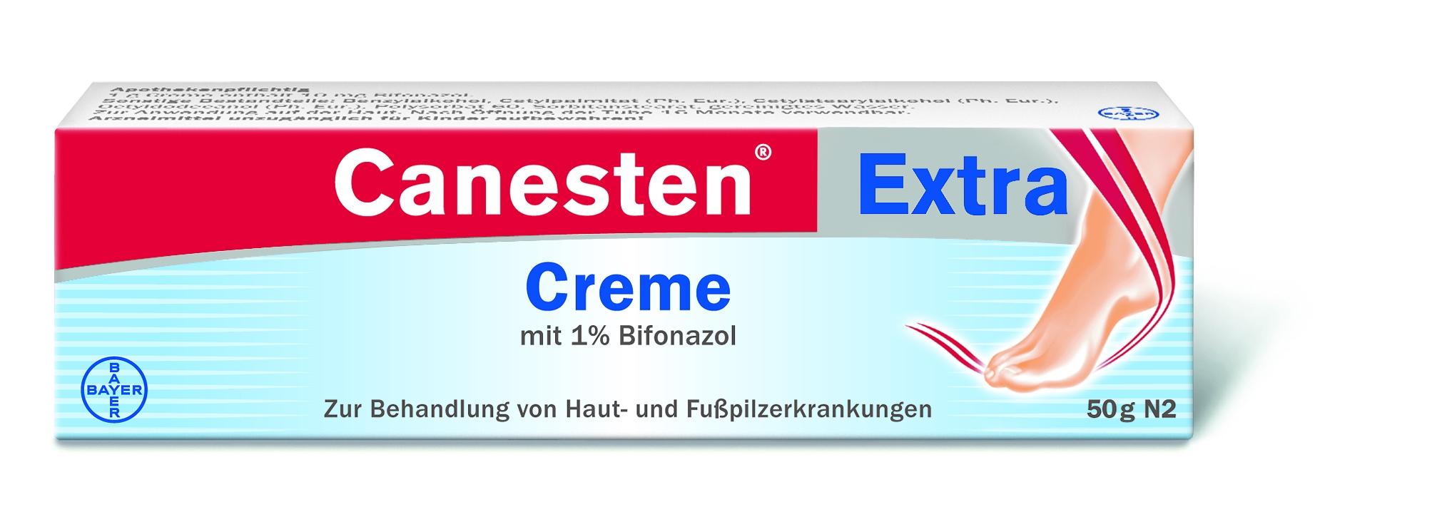 CANESTEN extra Creme